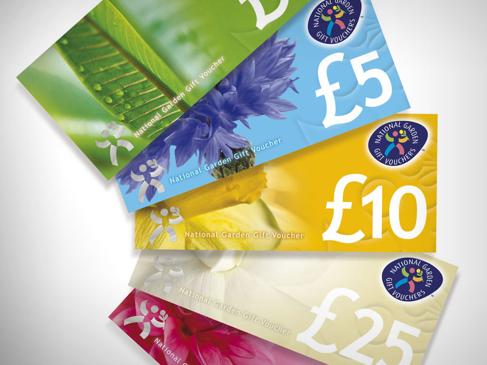National Garden Gift Vouchers Scheme