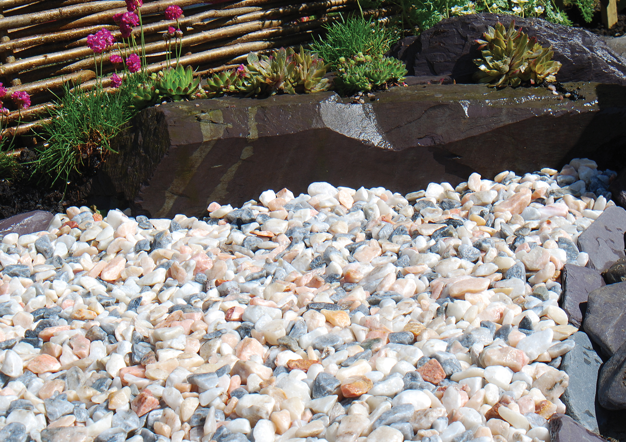 Decorative Chippings & Gravel